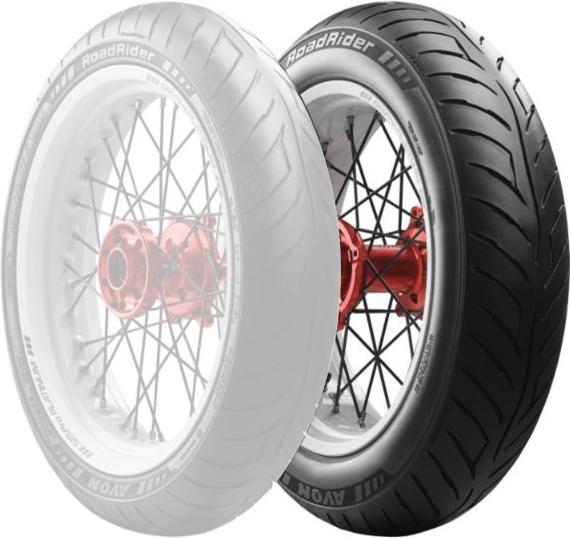 AVON エイボンAM26 RoadRider【140/70V18(67V)】ロードライダー タイヤ