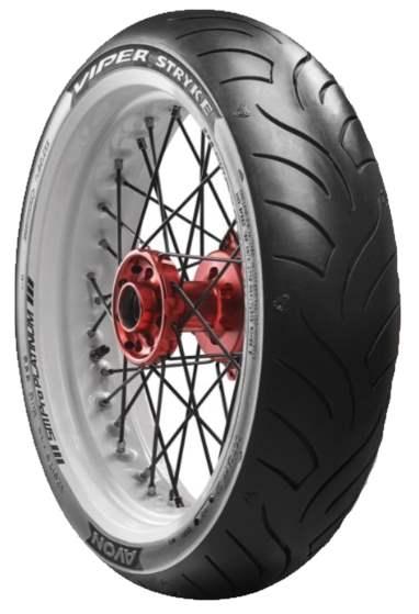 AVON エイボンAM63 Viper Stryke【110/90-13 56P】バイパーストライク タイヤ
