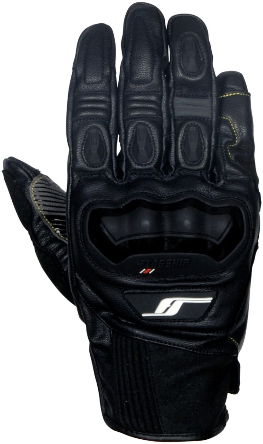 FLAGSHIP フラグシップHybrid Leather Glove[ハイブリッドレザーグローブ]