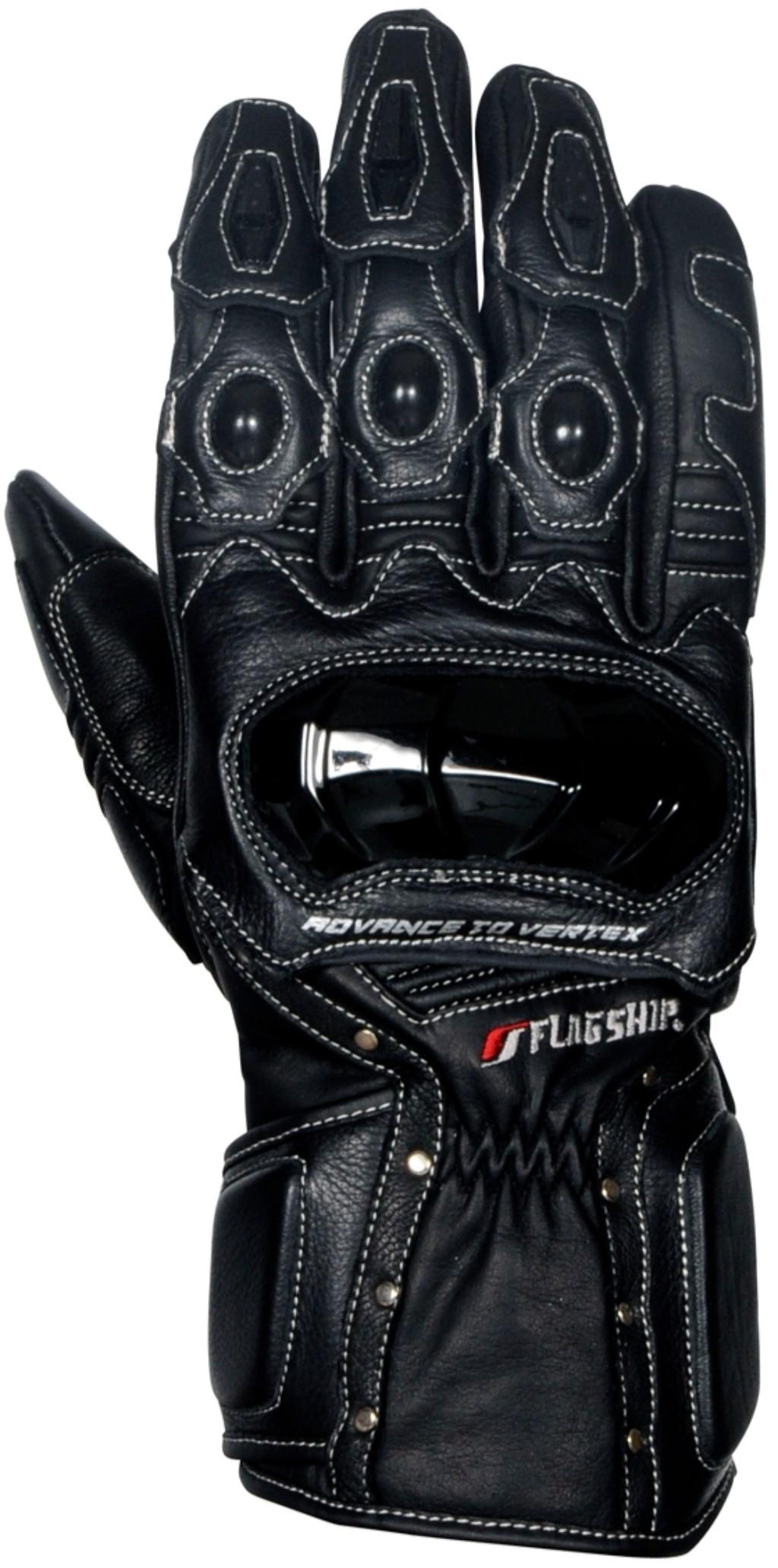 FLAGSHIP フラグシップVertex Leather Glove[バーテックスレザーグローブ]