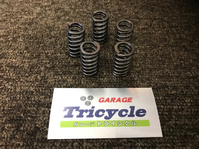 GARAGE Tricycle ガレージトライシクル強化クラッチスプリング