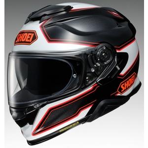 SHOEI ショウエイGT-AirII BONAFIDE [ジーティーエアー2 ボナファイド TC-8 オレンジ/ホワイト ] ヘルメット