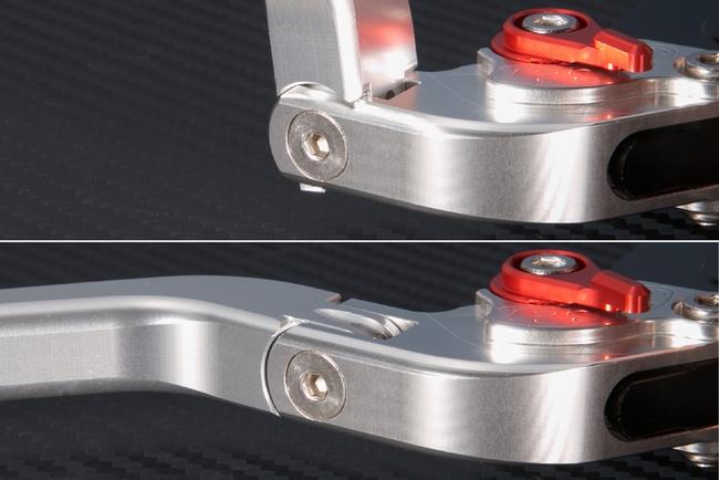 【U-KANAYA】R Type可倒式鋁合金切削加工拉桿組 (YZF-R1 09-) - 「Webike-摩托百貨」
