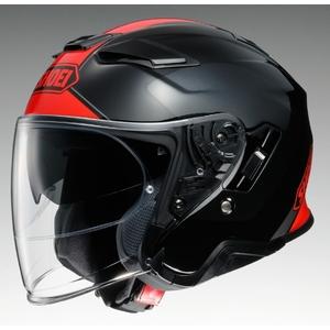 SHOEI ショウエイJ-CruiseII ADAGIO [ジェイクルーズ2 アダージョ TC-1 レッド/ブラック] ヘルメット