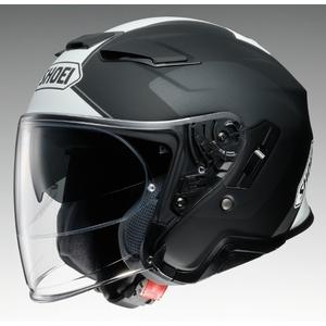 SHOEI ショウエイJ-CruiseII ADAGIO [ジェイクルーズ2 アダージョ TC-5 ブラック/ホワイト] ヘルメット