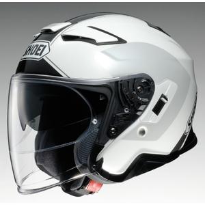 SHOEI ショウエイJ-CruiseII ADAGIO [ジェイクルーズ2 アダージョ TC-6 ホワイト/シルバー] ヘルメット