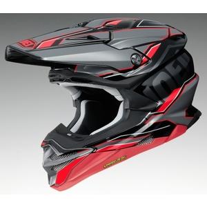 SHOEI ショウエイVFX-WR ALLEGIANT [ブイエフエックス-ダブルアール アレジアント TC-1 RED/BLACK] ヘルメット