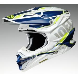 SHOEI ショウエイVFX-WR ALLEGIANT [ブイエフエックス-ダブルアール アレジアント TC-3 BLUE/WHITE] ヘルメット