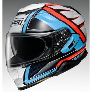SHOEI ショウエイGT-AirII HASTE [ジーティーエアー2 ヘイスト TC-2 ブルー/ブラック] ヘルメット