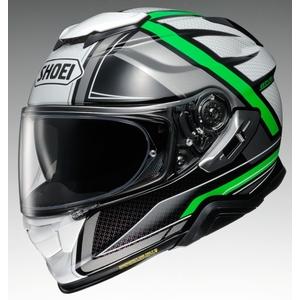 SHOEI ショウエイGT-AirII HASTE [ジーティーエアー2 ヘイスト TC-4 グリーン/ブラック] ヘルメット