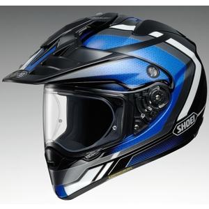 SHOEI ショウエイHORNET-ADV SOVEREIGN [ホーネット エーディーヴイ ソヴリン TC-2 ブルー/ブラック] ヘルメット