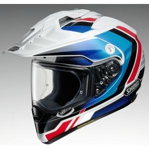 SHOEI ショウエイHORNET-ADV SOVEREIGN [ホーネット エーディーヴイ ソヴリン TC-10 ブルー/レッド] ヘルメット