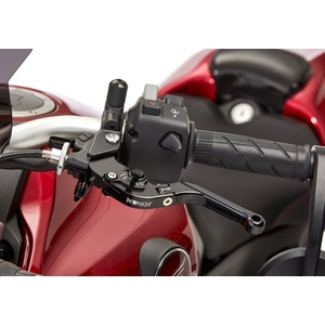 brake lever   distance and length adjustable I foldable