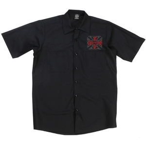 WEST COAST CHOPPERS ウエストコーストチョッパーズWCC Chief Work shirt [WCC チーフ ワークシャツ]