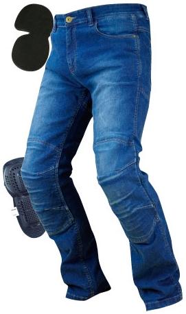 PK-726 Full Year Kevlar Denim Jeans
