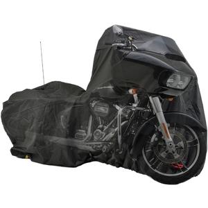 DAYTONA デイトナバイク用カバー ブラックカバー ウォーターレジスタント ライト ハーレーダビッドソン専用 HD02