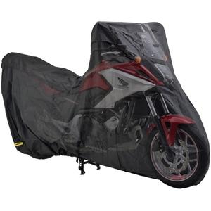 バイク用カバー ブラックカバー ウォーターレジスタント ライト アドベンチャー専用 BOX未装着タイプ