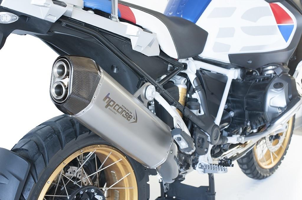 HP Corse HPコルセSPS-CARBON スリップオンマフラー