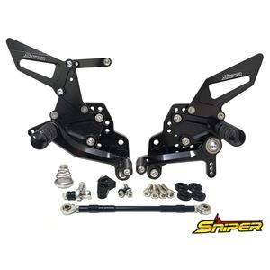 バックステップ ABS対応4ポジション+レーシング用6ポジション