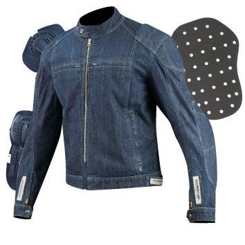 JK-077 Kevlar Denim Jacket