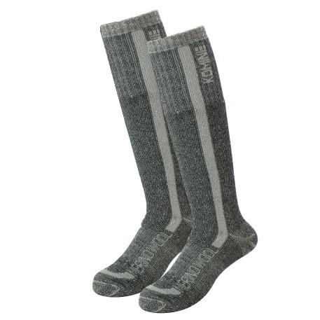 AK-318 Merino Wool Warm Socks Long KOMINE