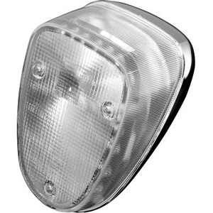 Combination of Taillight and Turn signals in one unit LED E-mark (on taillight only)