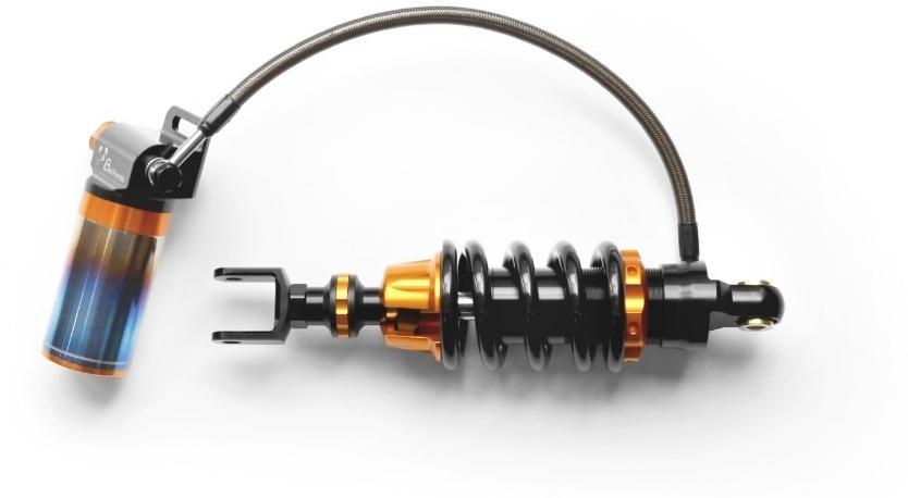 Advanced/Fully adjustable Rear shock [アドバンスド/フルアジャスタブル リアショック]