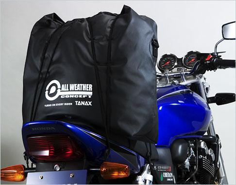 【TANAX motofizz】Tough後行李包60 - 「Webike-摩托百貨」