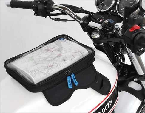 【TANAX motofizz】吸盤式無磁石油箱包1300 - 「Webike-摩托百貨」