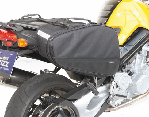 【TANAX motofizz】Multi-fit 馬鞍包 L - 「Webike-摩托百貨」