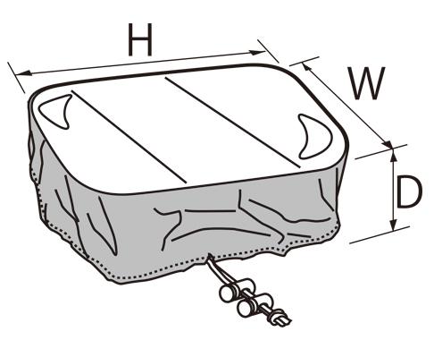 【TANAX motofizz】防雨罩 - 「Webike-摩托百貨」