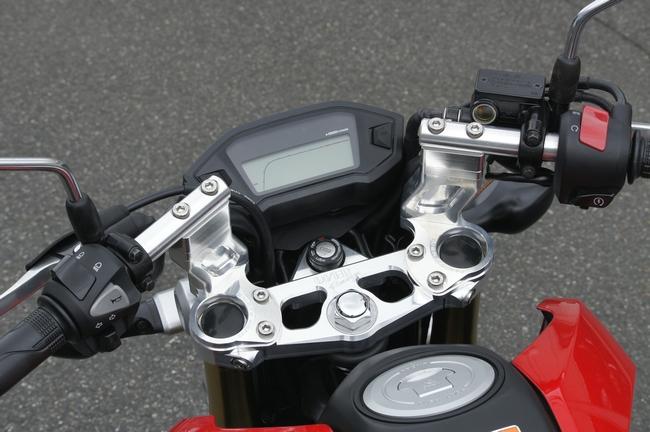 Sports Riding Handlebar Kit BLK