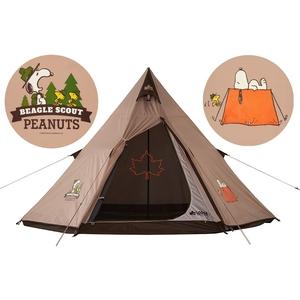 LOGOS ロゴスSNOOPY Tepee テント