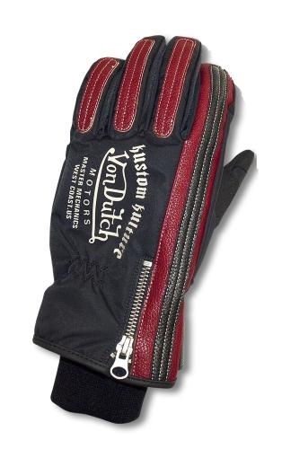 【Von Dutch】冬季手套 - 「Webike-摩托百貨」