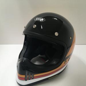 SHOEI ショウエイEX-ZERO EQUATION [イーエックス ゼロ イクエージョン TC-10 BLACK/WHITE] ヘルメット
