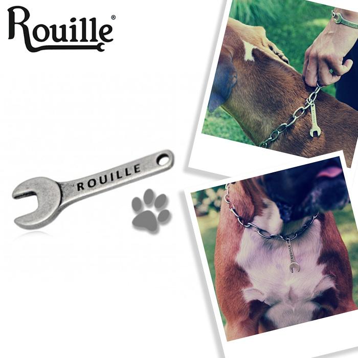 Rouille ルイユレースドッグ スパナ 工具 犬用アクセサリー