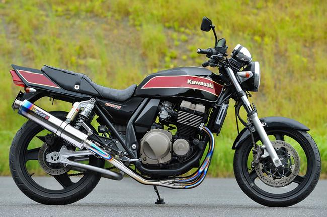 【MotoGear】ZRX400 標準型 手工彎管全段排氣管 - 「Webike-摩托百貨」