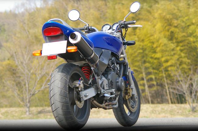【MotoGear】HORNET 250 PRISM 全段排氣管  - 「Webike-摩托百貨」