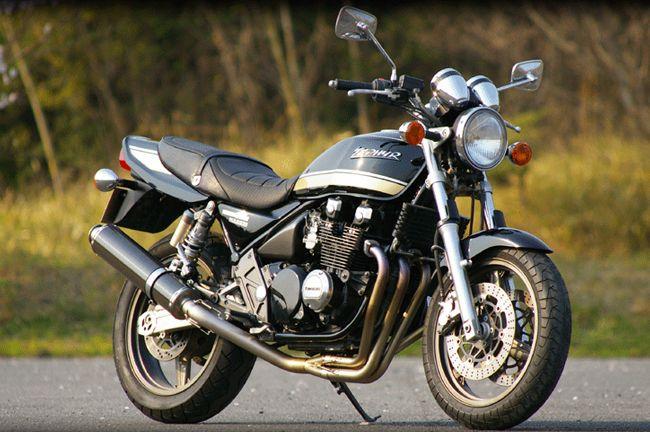 【MotoGear】Zephyrχ 標準型  PRISM 全段排氣管 - 「Webike-摩托百貨」