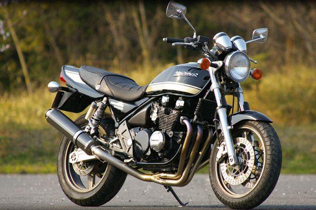 【MotoGear】ZephyrX 標準型 手工彎管全段排氣管 - 「Webike-摩托百貨」