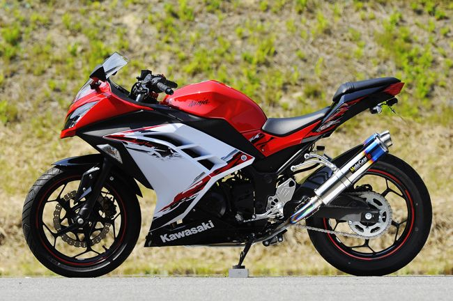 【MotoGear】PRISM 雙出全段排氣管 - 「Webike-摩托百貨」