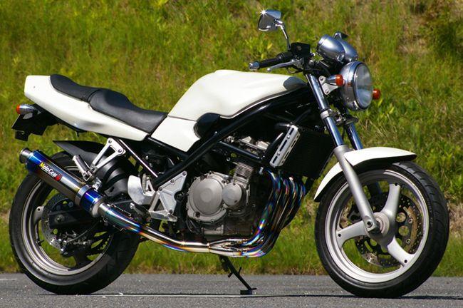 【MotoGear】Bandit 250  鈦合金全段排氣管  - 「Webike-摩托百貨」