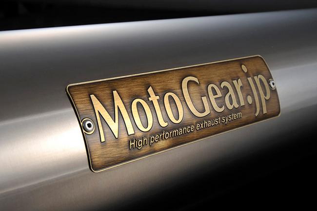 【MotoGear】GPZ900R 標準型 鈦合金手工彎管全段排氣管 - 「Webike-摩托百貨」