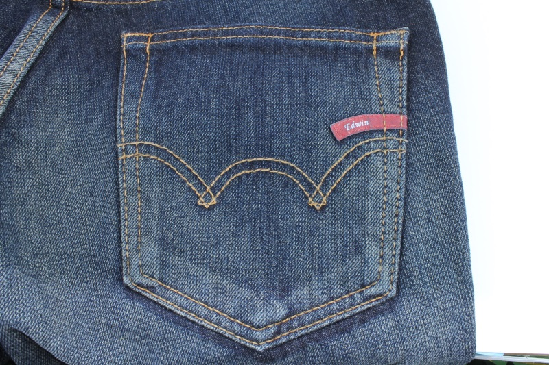 【EDWIN】503 ZYRON RIDER JEANS 牛仔褲 - 「Webike-摩托百貨」