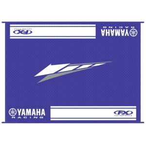 US YAMAHA 北米ヤマハ純正アクセサリーYamaha Racing RV Mat by Factory Effex