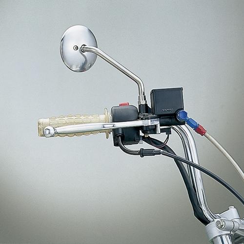 【POSH】MP22Casting經典型橢圓後視鏡   - 「Webike-摩托百貨」