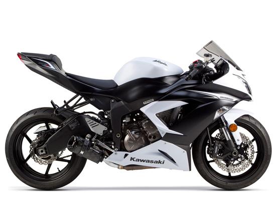 【Two Brothers Racing】VALE 排氣管尾段 (M2 碳纖維消音器) - 「Webike-摩托百貨」