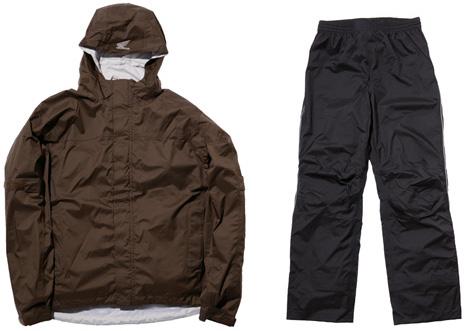 【HONDA RIDING GEAR】Outdoor Action 成套雨衣 - 「Webike-摩托百貨」