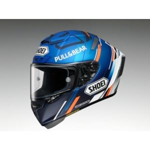 SHOEI ショウエイX-14 AM73 [X-FOURTEEN エックスフォーティーン AM73 TC-2 BLUE/WHITE] ヘルメット