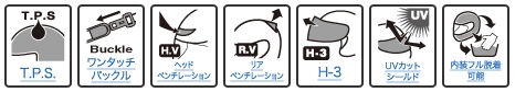 【OGK KABUTO】VENIRE 安全帽 - 「Webike-摩托百貨」